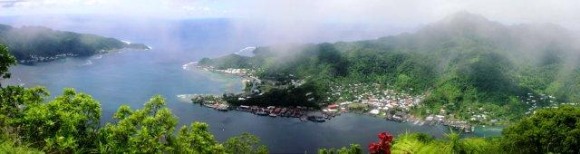 WIDE Pago Pago Bay - 2 2005